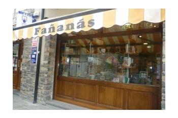 Librería Fañanas